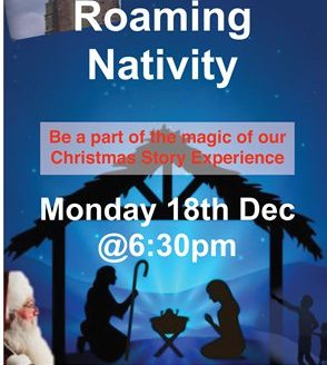 Roaming Nativity