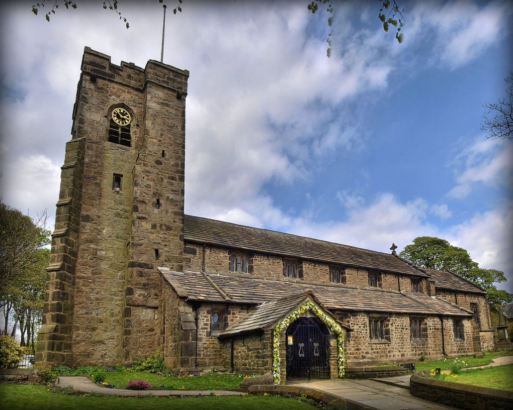 great harwood Church