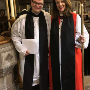 Blackburn Diocese with Bishop Jill