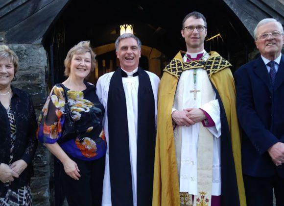 Rev Graham Birch's Induction
