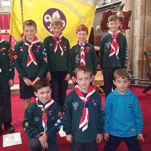 Cubs at the Light House Service