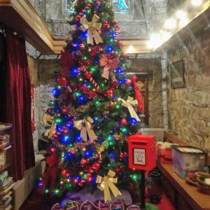 St.Bartholomew's Christmas Tree