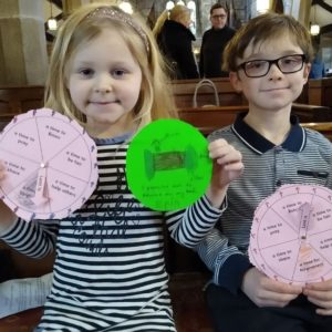 Lighthouse Service and Lent