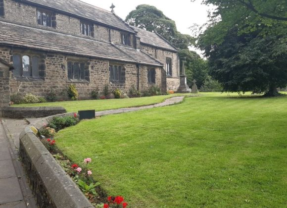 Volunteer Church Gardening
