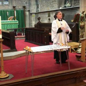 All Saints Memorial Service