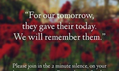 Rememberance Sunday