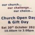 Church Open Day & Gift Day